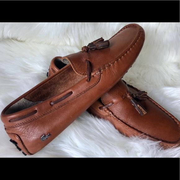 """f4c2b4649 Lacoste """"Concours Tassel 3"""" loafer."""
